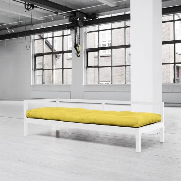Sofa wielofunkcyjna Karup Soul White/Pistacio/Gris