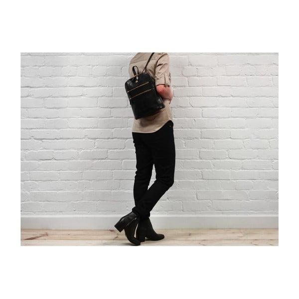 Plecak skórzany Florence Black