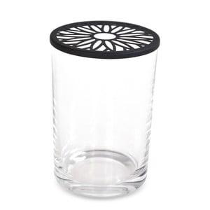 Wazon szklany wieczkiem Interiörhuset Daisy, ⌀10cm