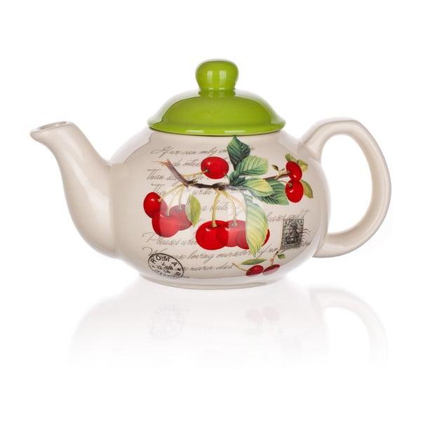Dzbanek ceramiczny Banquet Cherry, 700 ml