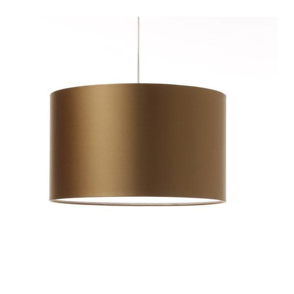 Lampa wisząca w złotym kolorze 4room Artist, regulowana długość, Ø 42 cm