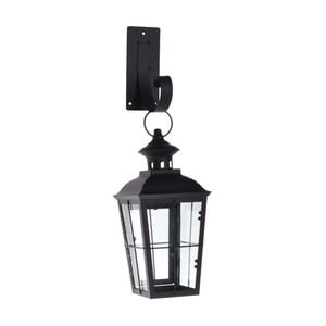 Lampion Romantic Black