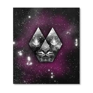 "Plakat autorski ""Cosmic Tiger"""