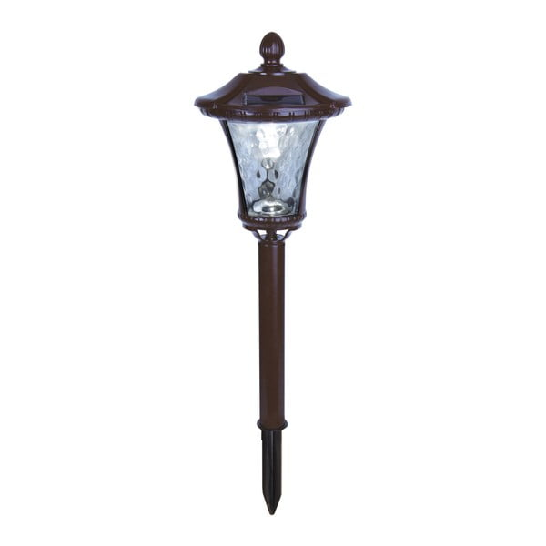 Lampa ogrodowa Solar Energy Path Light Vintage Black
