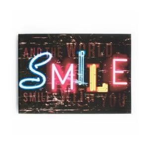 Obraz Graham & Brown Smile, 100x70cm