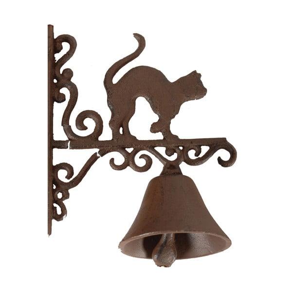 Dekoracyjny dzwonek do drzwi Antic Line Cat