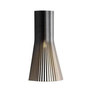 Kinkiet Secto 4231 Black, 45 cm