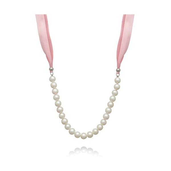 Naszyjnik Pure Pearls Pink Lady