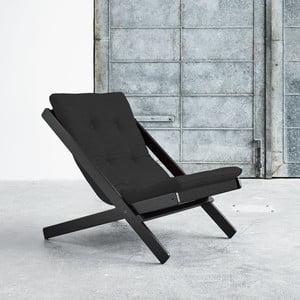 Fotel składany Karup Boogie Black/Grey