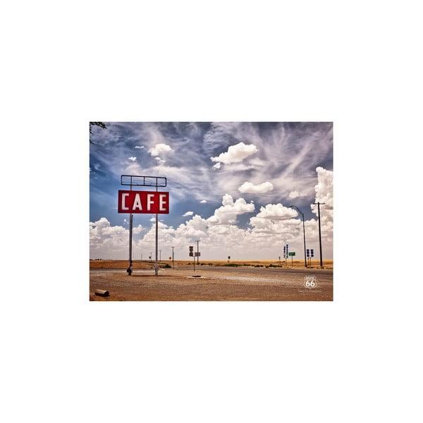 Tapeta   wielkoformatowa Route 66, 315x232 cm
