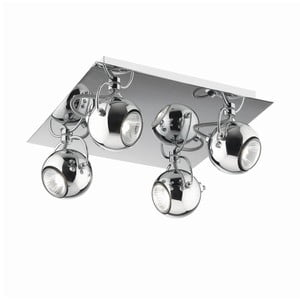 Lampa sufitowa / kinkiet Crido Four Point Chrome
