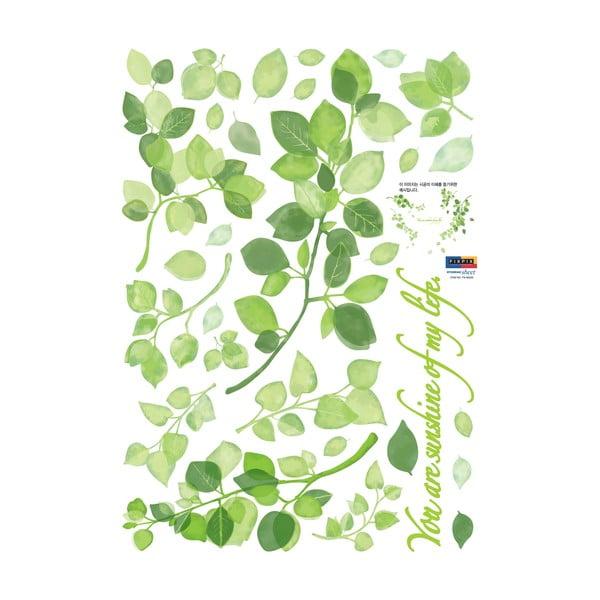Naklejka Ambiance Green Ivy