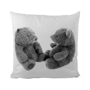 Poduszka Black Shake Fluffy Friends, 50x50 cm