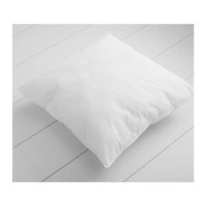Biała poduszka z domieszką bawełny Minimalist Cushion Covers, 45x45 cm
