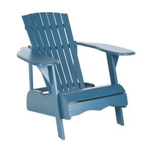 Fotel ogrodowy Maria, modré