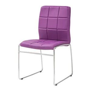 Krzesło Kid, fioletowe