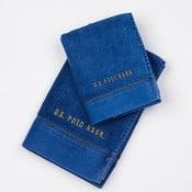 Komplet 2 ręczników Towel US Polo Blue, 50x90 a 70x140 cm