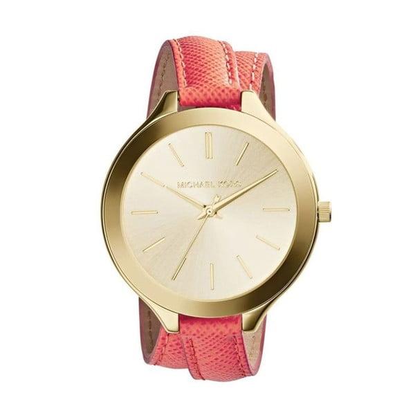 Zegarek ze skórzanym paskiem Michael Kors MK2332
