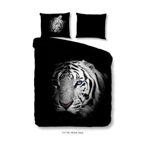 Pościel bawełniana Good Morning Pure Tiger, 140x200 cm