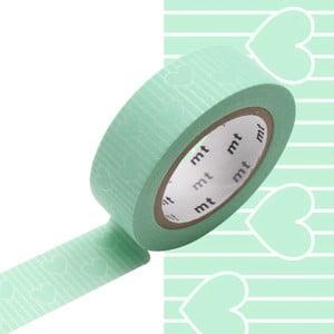 Taśma dekoracyjna washi MT Masking Tape Catherine, dł.10m