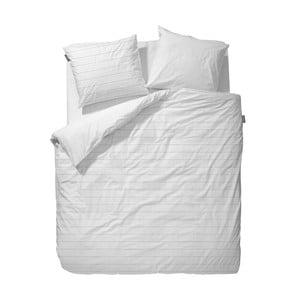 Biała pościel Essenza Verdi, 240x220cm
