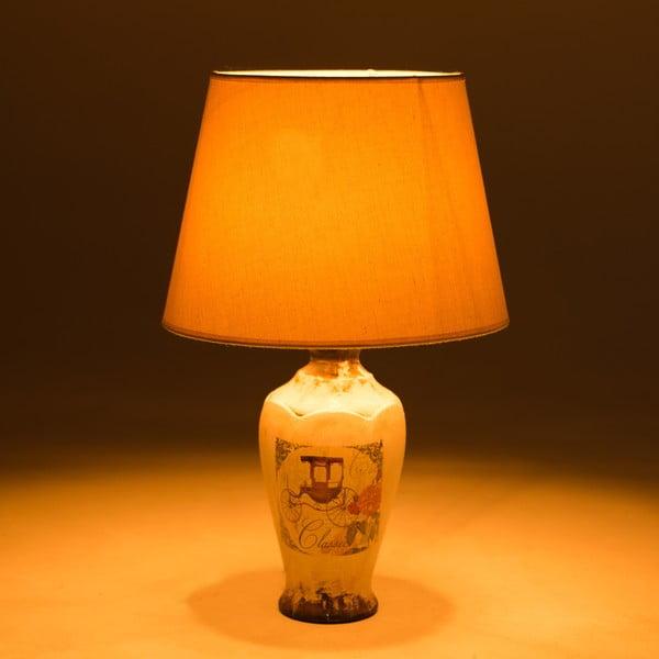 Ceramiczna lampa stołowa InArt Cassile