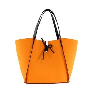 Neoprenowa torebka Fiertes, pomarańczowa