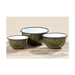 Zestaw 3 misek Olive