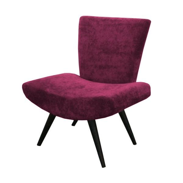 Fotel Max Violet