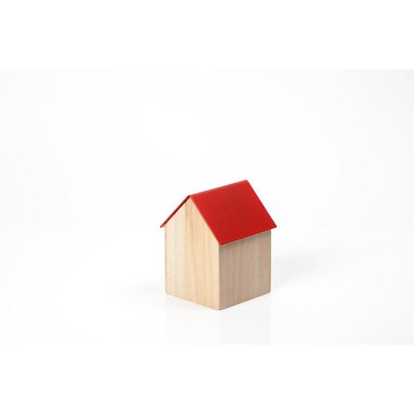 Czerwone pudełko House Small