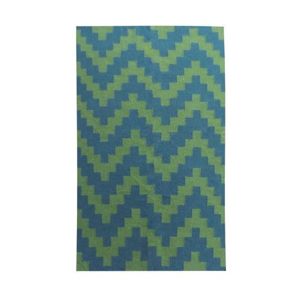 Ręcznie tkany dywan Kilim Modern 32, 100x160 cm