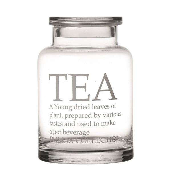 Szklany pojemnik Brooklyn Tea