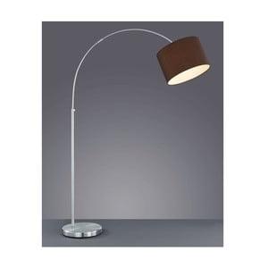 Lampa stojąca Seria 4611 215 cm, brązowa