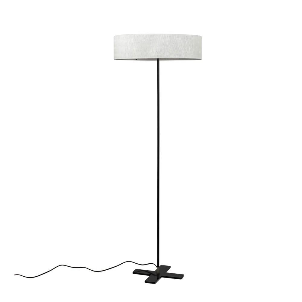 Biała lampa stojąca Bulb Attack Once