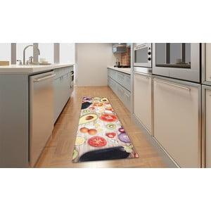 Wytrzymały dywan kuchenny Webtapetti Food, 60x110 cm