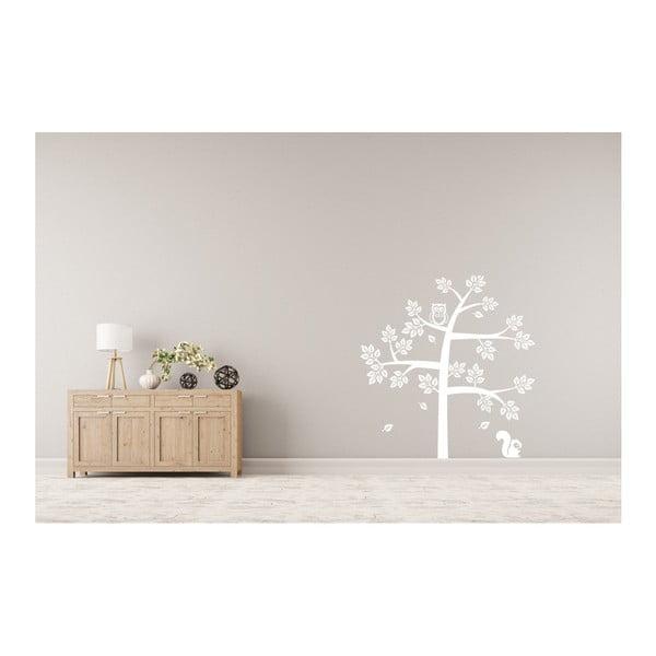 Naklejka dekoracyjna Dziecięce drzewko, 152x115 cm