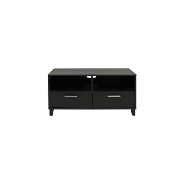 Stolik telewizyjny Capella Black, 102x50x42 cm