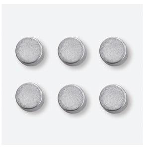 Zestaw 6 magnesów Disc