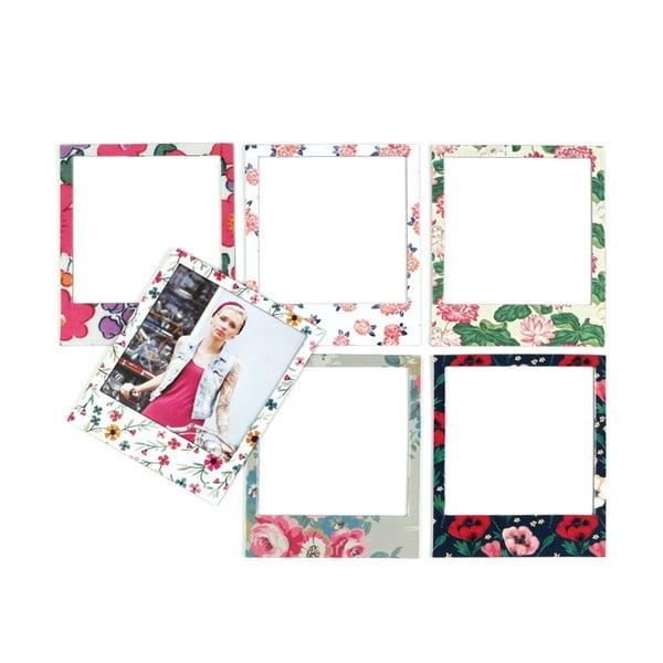 Magnetyczne ramki na zdjęcia Polaprint Floral