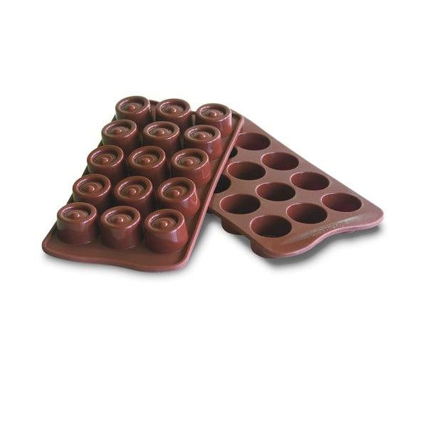 Forma do czekoladek Vertigo
