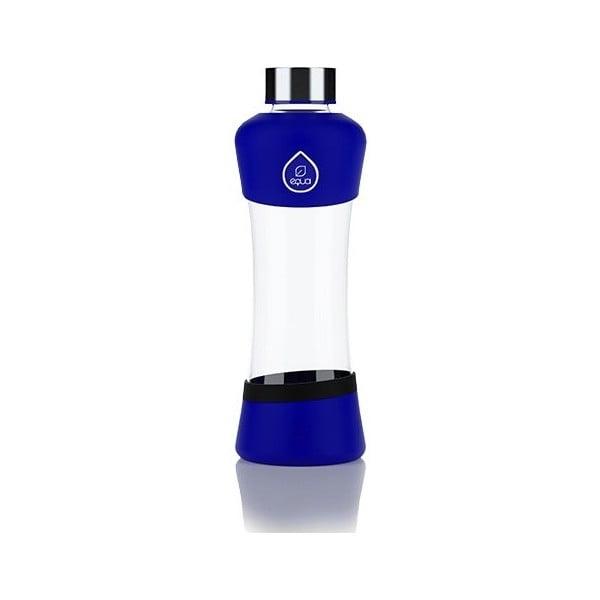 Szklana butelka Equa Active Blue, 0,55 l