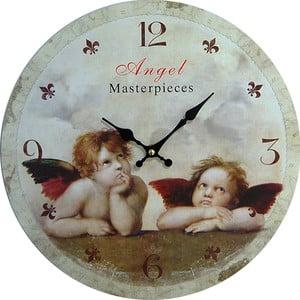 Zegar ścienny Angel Masterpiece
