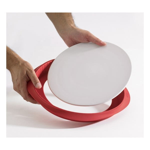 Forma do pieczenia z ceramicznym talerzem, 28 cm