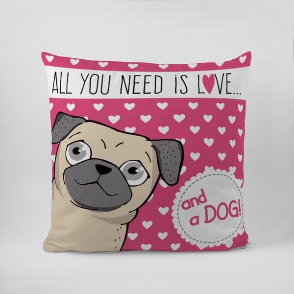 Poduszka Need Dog