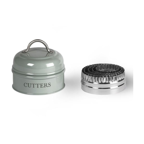 Zestaw 5 foremek w pojemniku Cutters
