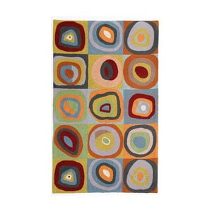 Dywan Kandinsky Squares, 150x90 cm