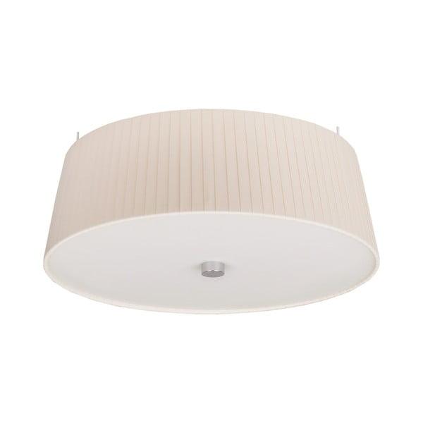 Kremowa   lampa Bulb Attack Dos Plisado, ⌀ 36cm