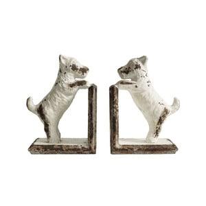 Podpórki na książki Nordal Dog End