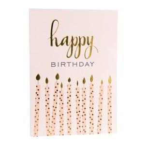 Kartka urodzinowa Rex London Birthday