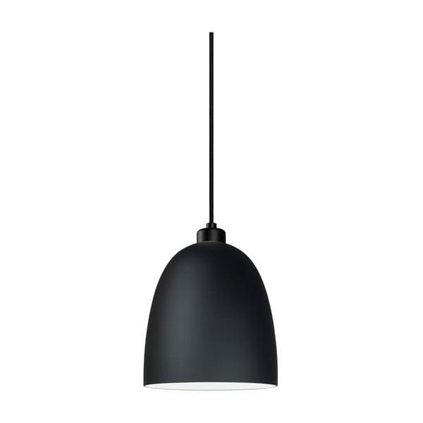 Czarna lampa wisząca Sotto Luce AWA